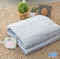 韓國製造.雙人恆溫電熱毯.定時定溫.兩款任選 ●限時搶購 售完為止