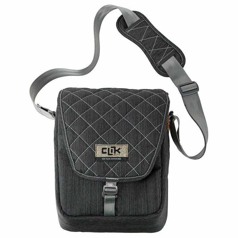 ◎相機專家◎ CLIK ELITE CE733 經典單肩攝影側背包 SCHULTER 勝興公司貨