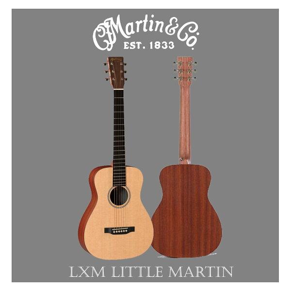【非凡樂器】Martin【LXM】木吉他旅行吉他贈超值配件包公司貨保固