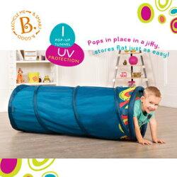 【淘氣寶寶】美國【B.Toys】光合作用 - 遊戲隧道