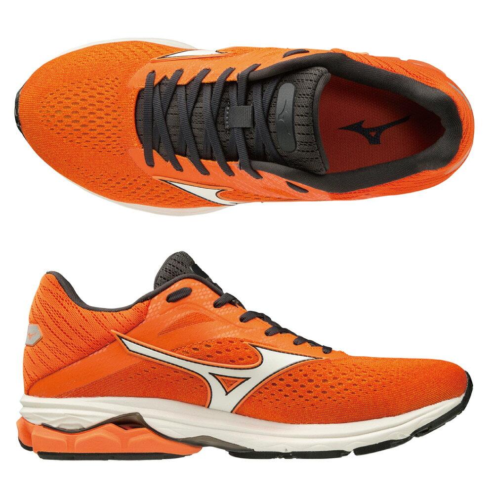 WAVE RIDER 23 超寬楦一般型男款慢跑鞋 J1GC190453【美津濃MIZUNO】 1