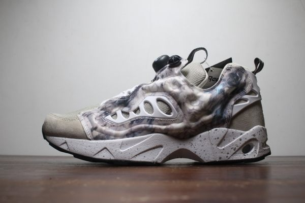 Reebok GS Insta pump Fury Road 渲染灰色 情侶款