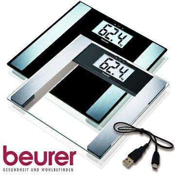 德國 博依 beurer 電腦傳輸體脂計 BF480 體重計