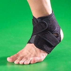 和泉居家生活館:護踝高透氣可調踝固定護套OPPO歐柏1103