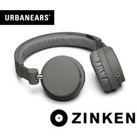 志達電子 Zinken DarkGrey深灰 Urbanears 瑞典設計 DJ耳罩式耳機 HTC Motorola iPhone samsung Sony