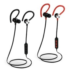 aiboBTH2運動耳掛式藍牙耳機麥克風(LY-MIC-BTH2)藍牙耳機耳機麥克風電腦耳機【迪特軍】