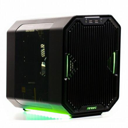 AntecCube-EKMini-ITX(EK版)電腦機殼PC機殼電競機殼電腦機箱【迪特軍】