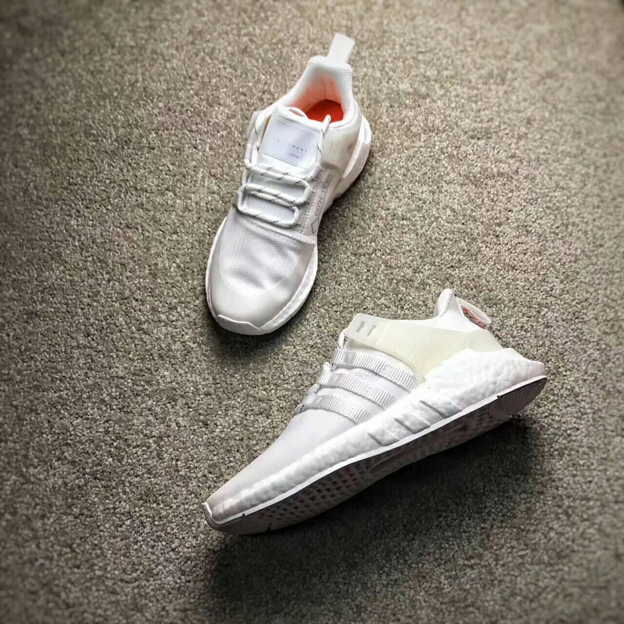 Adidas EQT Support Future Gore-tex 93/17 白色 情侶款