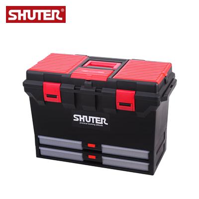 樹德 TB-802 專業用手提工具箱 / 零件手提整理箱 / ABS工具箱