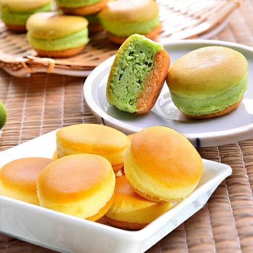 抹茶乳酪球32入+原味乳酪球32入 #團購美食★【大溪70年老店-杏芳食品】 0