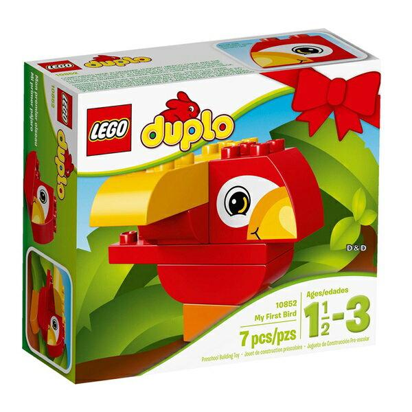 樂高積木 LEGO《 LT10852 》2017 年 Duplo 得寶系列 - 我的第一隻鳥