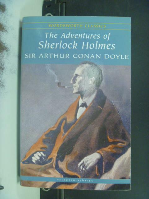 【書寶二手書T4/一般小說_GPN】Adventures of Sherlock Holmes