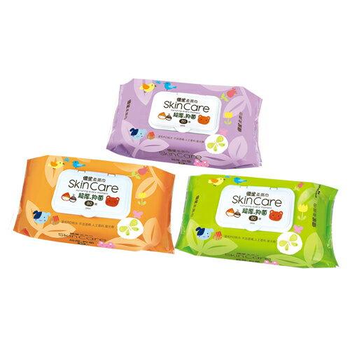 愛買線上購物:優生柔濕巾超厚型80抽【愛買】