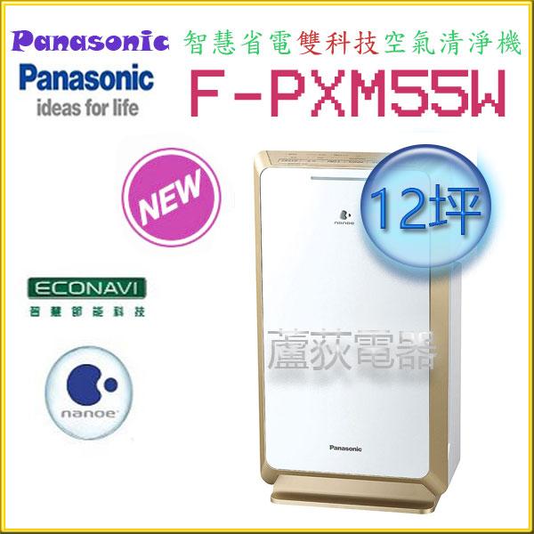 ~國際^~蘆荻 ~ 13L~Panasonic nanoe ECONAVI HEPA 空氣