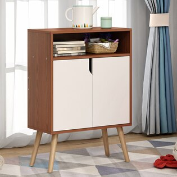 !新生活家具!《歐尼爾》淺胡桃色DIY斗櫃玄關櫃功能櫃置物櫃收纳櫃北歐現代三色