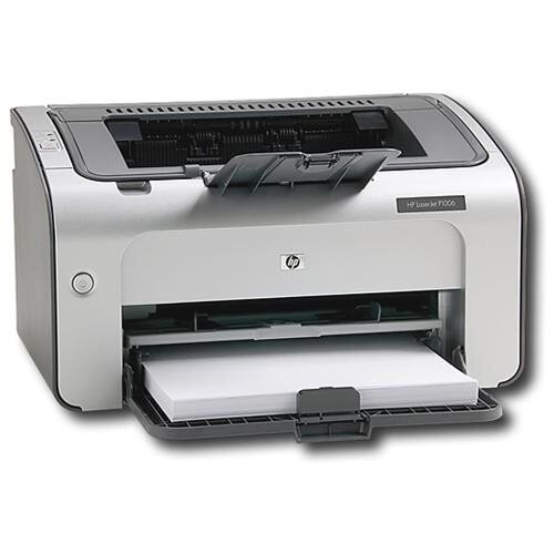 HP LaserJet P1006 Monochrome Laser Printer 1