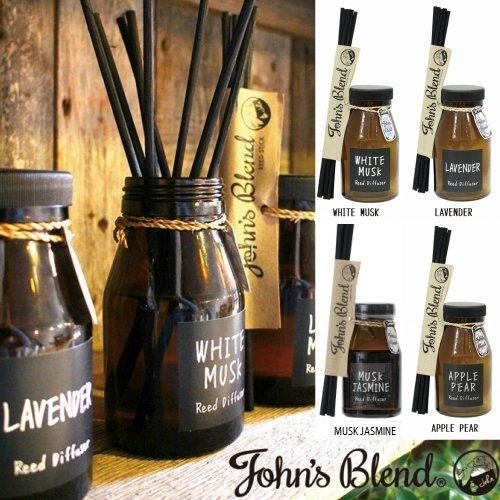 日本品牌【John s Blend】John s芳香竹瓶