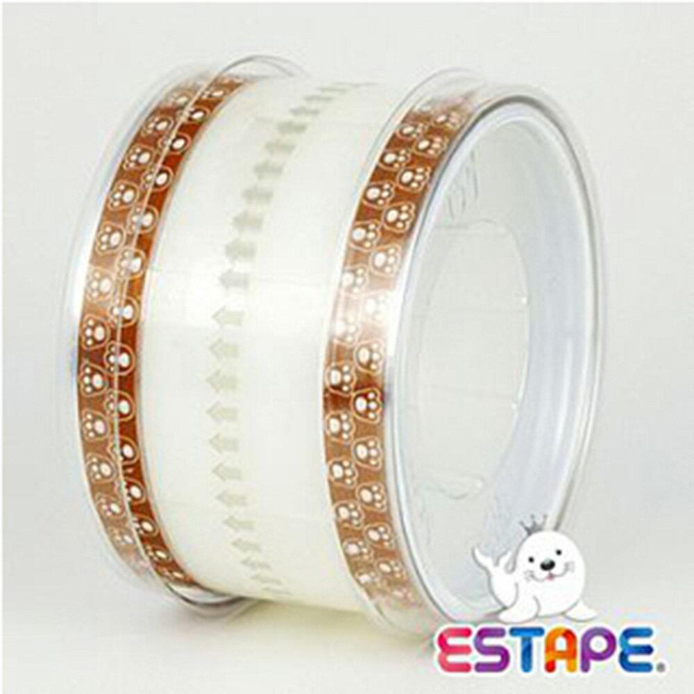 ESTAPE 易撕貼-抽取式OPP膠帶 (貓咪爪) 36mmx55mm