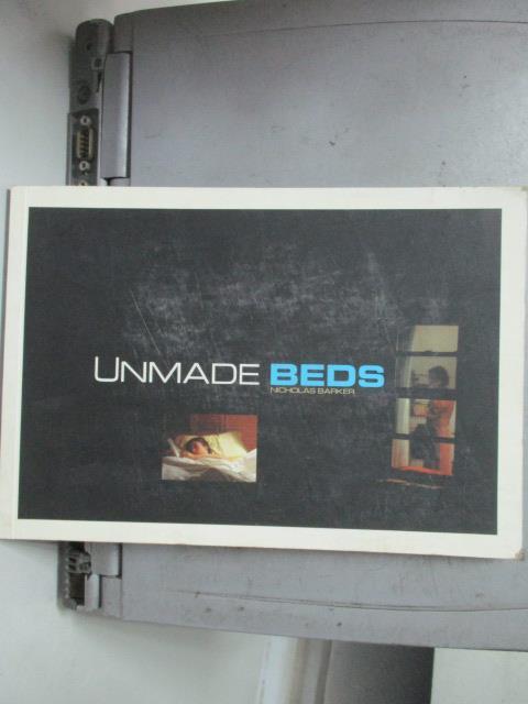 【書寶二手書T1/繪本_HAV】Unmade Beds_Nicholas Barker