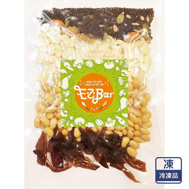 EZ bar-好骨氣 100g 黃豆、黑芝麻、甜杏仁、綜合堅果、黑木耳