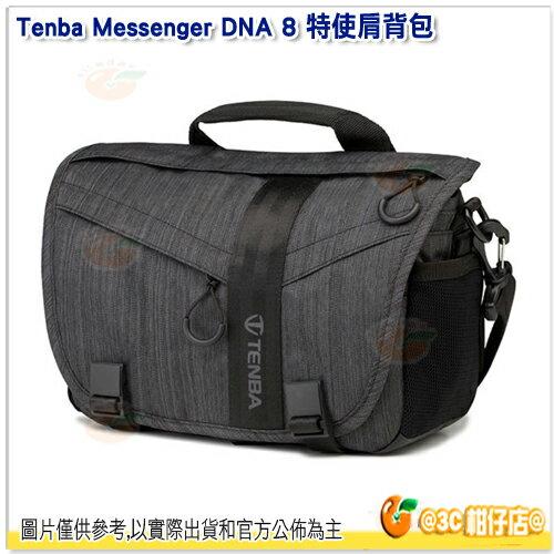TenbaMessengerDNA8特使肩背包638-421墨灰公司貨8吋平板iPadMini側背包相機包