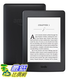 [美國代購] Kindle Paperwhite E-reader - Black, 6 High-Resolution Display (300 ppi) with Built-in Light