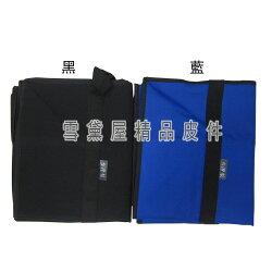~雪黛屋~LIAN 手提肩背購物袋手提簡單袋台灣製造補貨批發袋大型物收納袋加厚防水尼龍布布可放A4資料夾大容量#7897