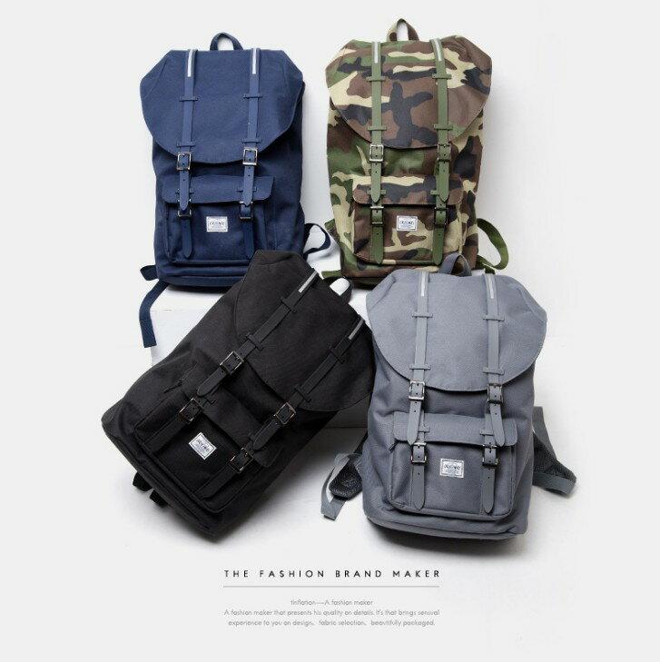 <br/><br/> 2016年新品雙肩包男女同款背包滴膠潮牌登山旅遊搭配單品<br/><br/>