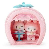 美樂蒂餐具及杯子推薦到日本美樂蒂玩偶絨毛娃娃草莓兔兔318805就在米亞推薦美樂蒂餐具及杯子