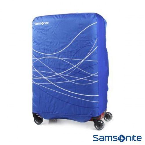 【加賀皮件】Samsonite新秀麗 M號(25吋) 多色 託運套 旅行箱防塵套 保護套 行李箱套 Z34