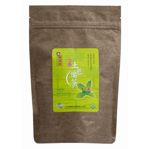 陳稼莊 紅心土芭樂茶(夾鏈袋) 5g*20包