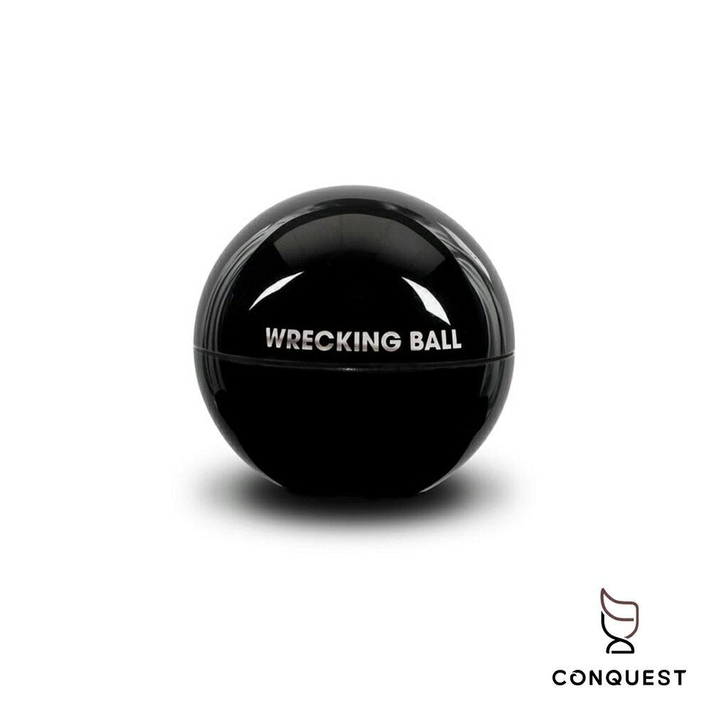 【 CONQUEST 】丹麥 By Vilain Wrecking Ball 破壞球無光澤髮泥 黑色星期五 適用各種髮質