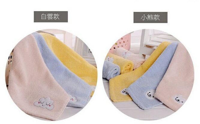 PS Mall 純棉繡花成人大方巾34*34cm【J1375】 4