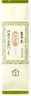 爽快屋:玄米茶首選京都伊藤久右衛門煎茶入玄米茶200g