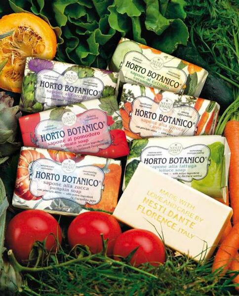 Nesti Dante 義大利手工皂 天然纖蔬系列  250g 買大送小【A002002】《BEAULY倍莉》