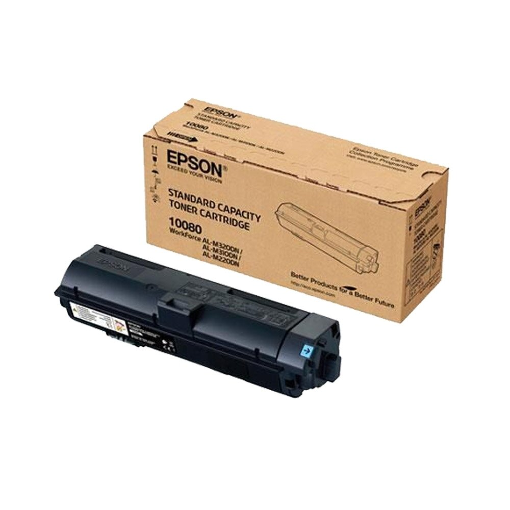 EPSON 原廠碳粉匣 S110080 適用機型: AL-M310DN/M320DN/M220DN▲最高點數回饋23倍送▲