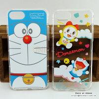 小叮噹週邊商品推薦【UNIPRO】iPhone 7 8 4.7吋 哆啦A夢 空壓 手機殼 軟殼 小叮噹 Doraemon 正版授權 i8