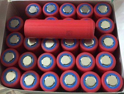 日本三洋 3500mAh鋰電池 18650電池 風扇電池 行動電源電池 三洋3500