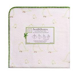美國【Swaddle Designs】頂級多用途嬰兒包巾 (奇異果綠小雞) - 限時優惠好康折扣