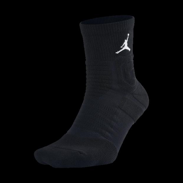 [ALPHA] NIKE JORDAN ULTIMATE FLIGHT 2.0 QUARTER SX5855-011 籃球菁英中筒襪