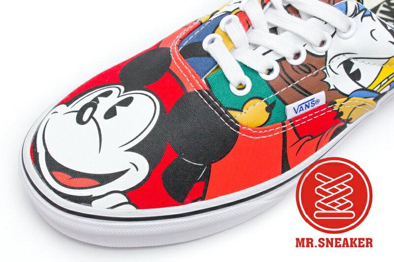 ☆Mr.Sneaker☆ VANS x Disney ERA 聯名 迪士尼 米老鼠 米奇 MICKEY 彩色 3
