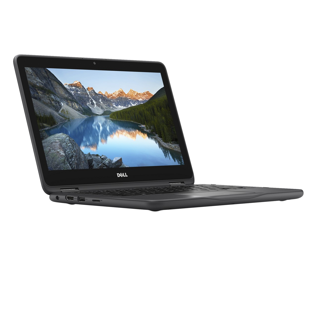 Dell Inspiron 11 3000 2-in-1- 3185- AMD A6-9220e Radeon R4 Graphics- 32GB  eMMC Storage- 4GB RAM