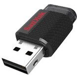 SanDisk 64GB USB 3.0 to microUSB 64G OTG Ultra Dual Flash Drive 150MB/s for Android smartphone tablet SDDD2-064G 1