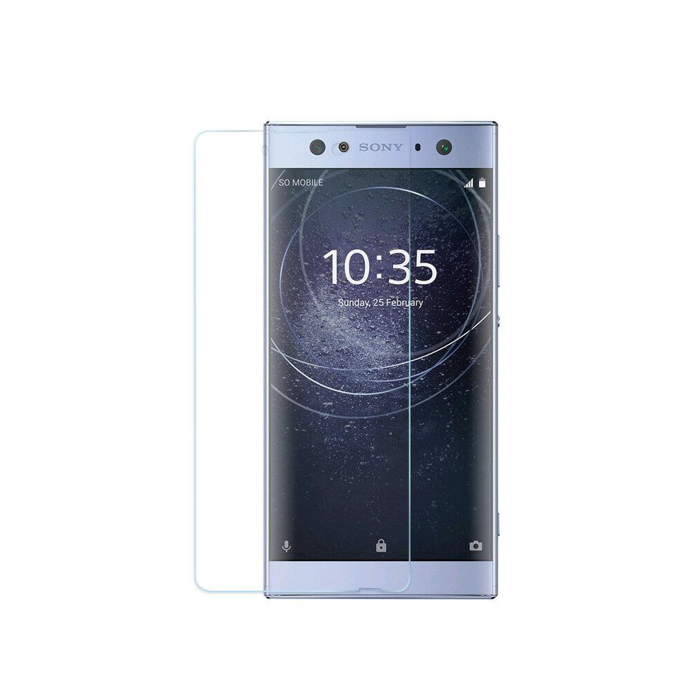 SONY Xperia XA2 Ultra『圓一鐵鈽釤鋼化膜』9H日本旭硝子超高清鋼化玻璃保護貼