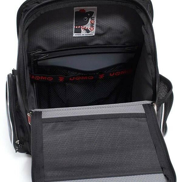【送Unme餐袋】【UnMe】兒童書包 3237 英倫亮面後背包 MIT台灣製 兒童護脊背包