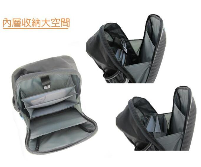 【送UNME餐袋】【UnMe】 台灣製 輕量兒童鏡面護脊書包 學生後背書包 3037A