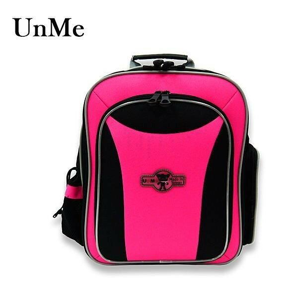 【送UNME餐袋】【UNME】 台灣製造 / 兒童書包 / 護脊書包 / 多收納層後背包 3329 兩色 1