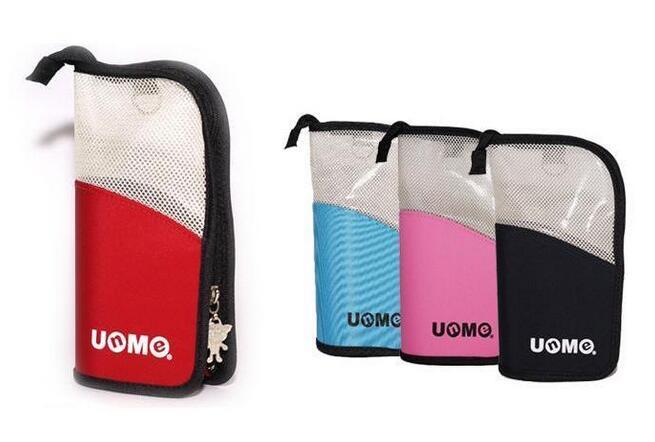 【UnMe】台灣製 多色拉鍊直立式筆袋 小學生鉛筆盒 3630 四色