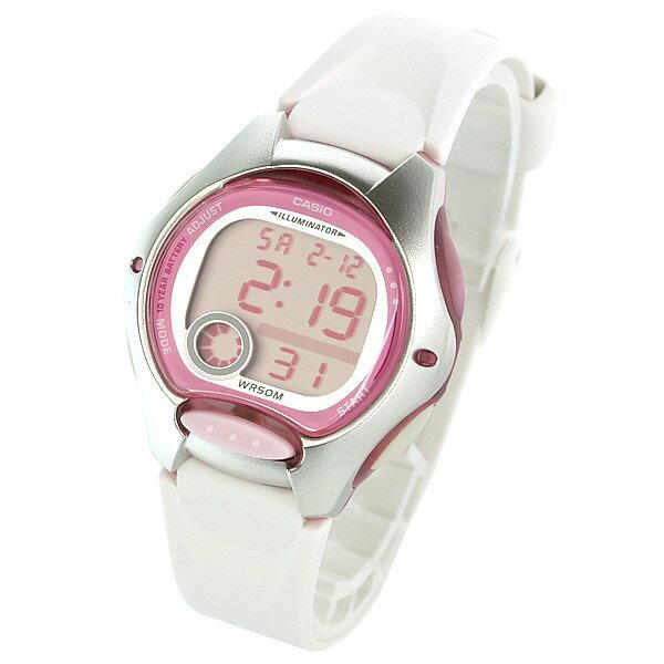 【CASIO】卡西歐10年電池防水兒童錶LW-200 LW-200-7A 台灣卡西歐保固一年 附原廠保固卡 1