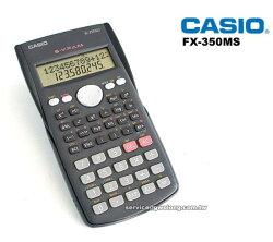 【CASIO】(台灣卡西歐2年保固)工程計算機FX-350MS 附原廠保固卡第二代FX-350MS2